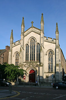 St Andrew's Cathedral, Dundee
