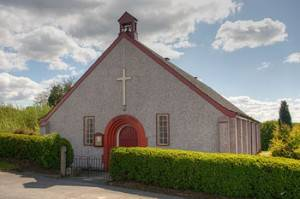 St Serf's, High Valleyfield