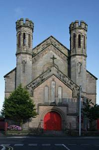 St Thomas of Canterbury, Arbroath