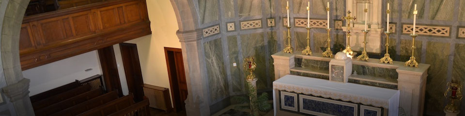St Joseph's Convent Chapel, Lawside, Dundee