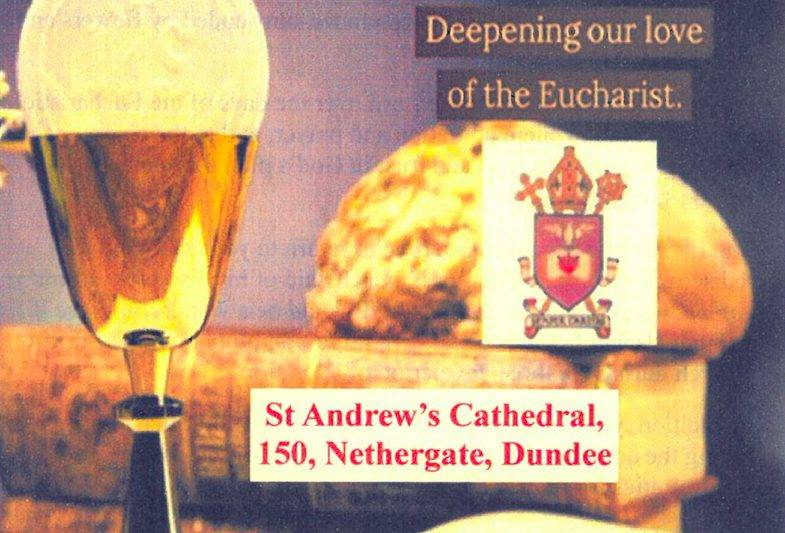 Mini-Eucharistic Congress - St Andrew's Cathedral, Dundee