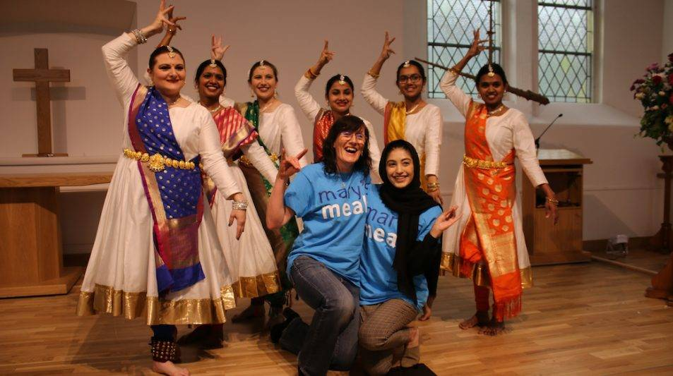 Cathedral inter-faith cultural event in aid of Mary's Meals