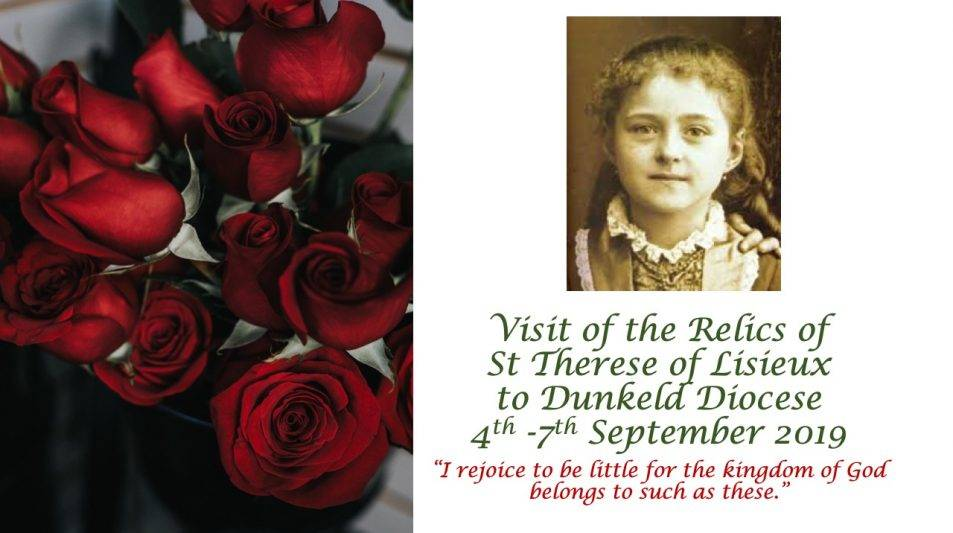 The Relics of St Therese