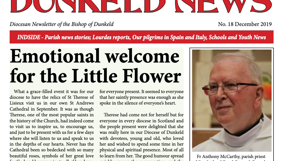 Dunkeld News, December 2019
