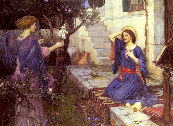 Feast of the Annunciation - with Mary O'Duffin