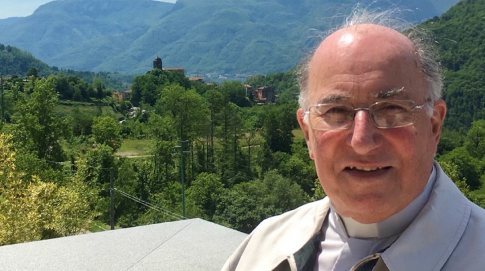 Archbishop Mario honoured by his beloved Tuscany