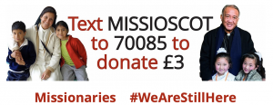 Please donate to MISSIO