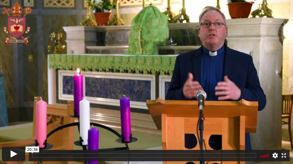 A Journey of Faith - Week 3 - with Canon Kevin Golden