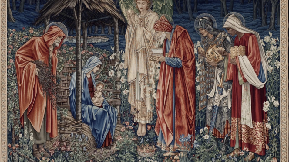 Mass for the Feast of the Epiphany - 2021