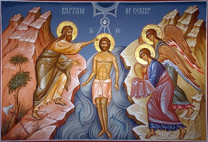 Feast of the Lord's Baptism - a reflection by Mgr Aldo