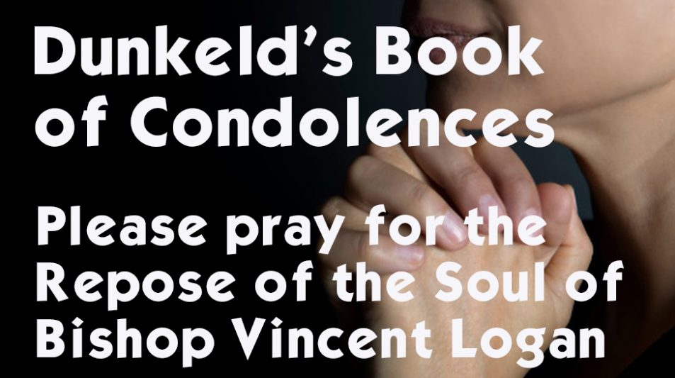 Dunkeld's Book of Condolences