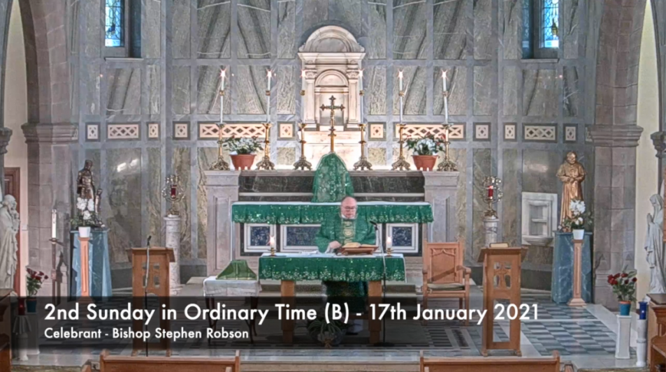 Mass - Sunday 17th January 2021