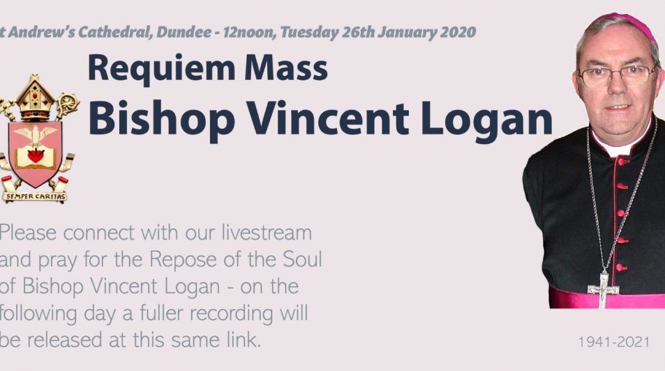 Requiem Mass for Bishop Vincent Logan