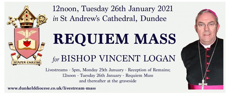 Requiem Mass - Bishop Vincent Logan