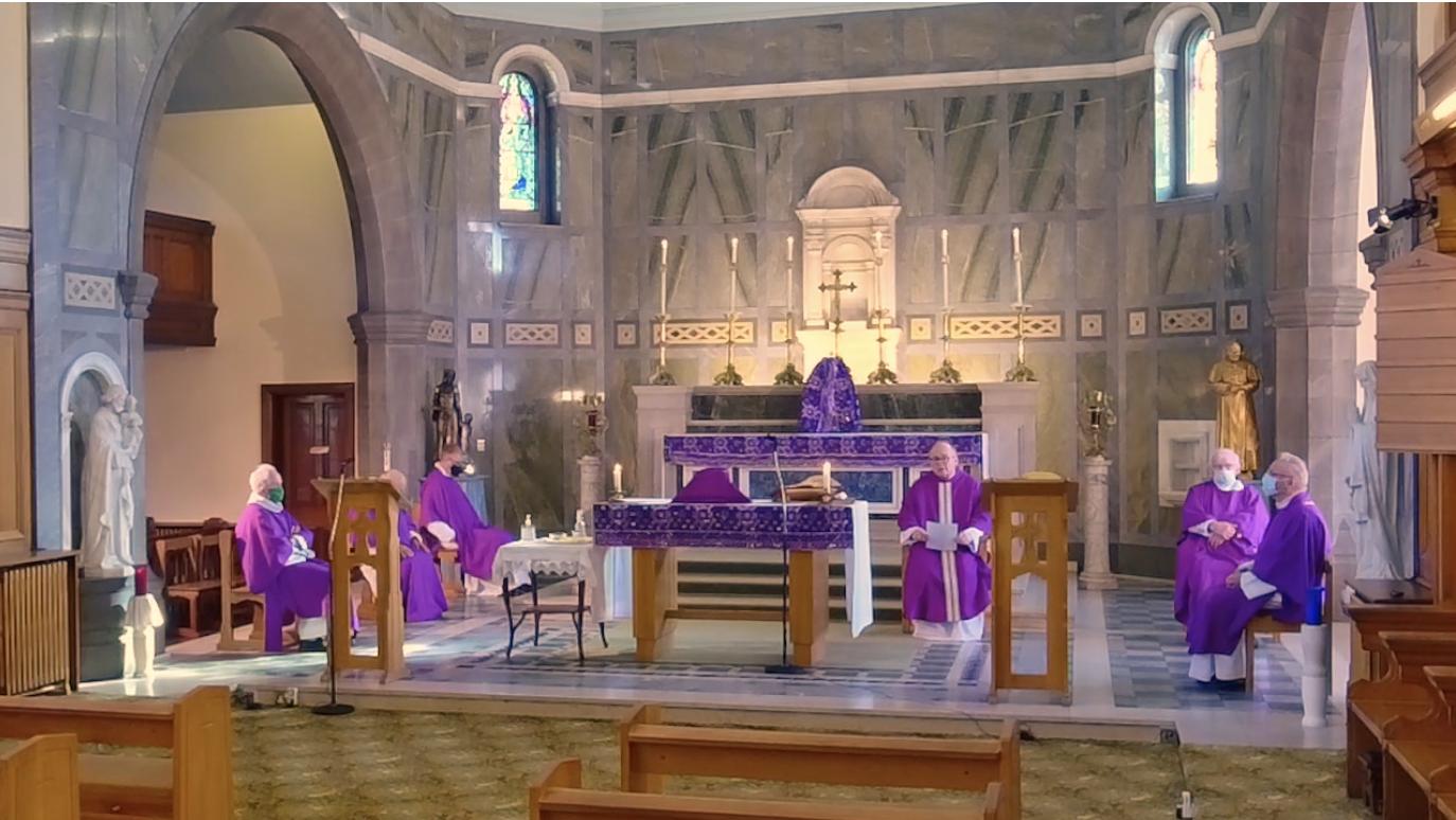 Month's Mind Mass -Bishop Vincent Logan