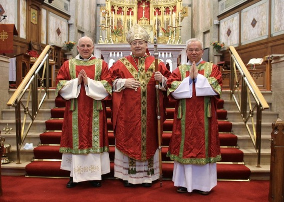 Two new permanent deacons for Dunkeld diocese