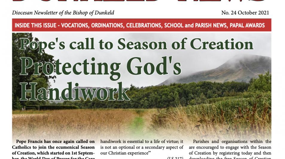 Dunkeld News - October 2021