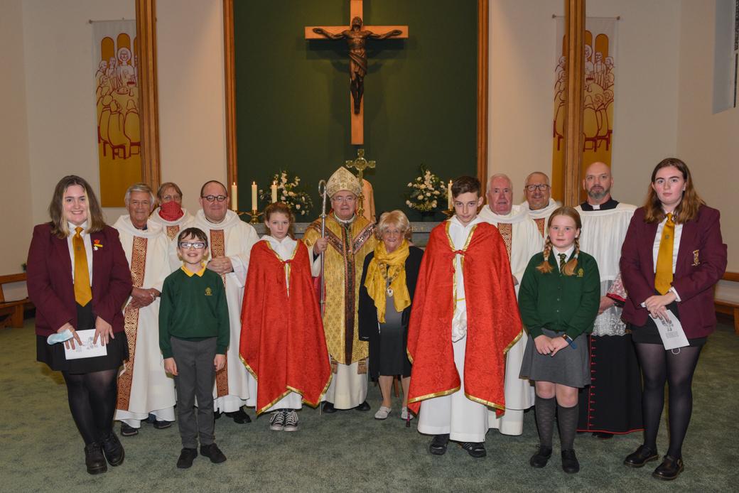 St Mungo's, Alloa, 60th Anniversary